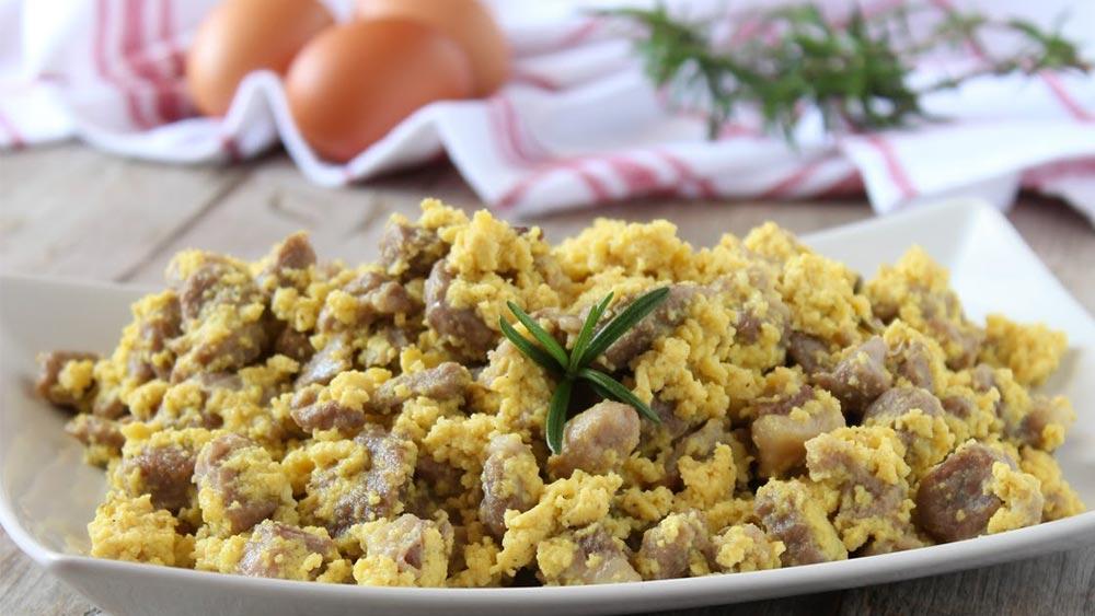 carne agnello, ricetta carne agnello, ricette con agnello, agnello caio e ova