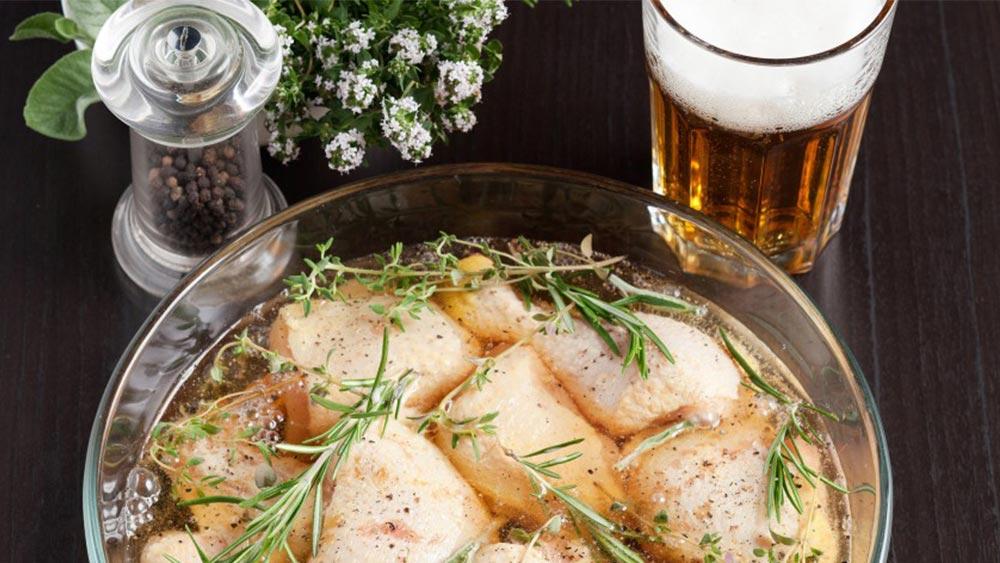 pollo alla birra, ricette con carne di pollo,