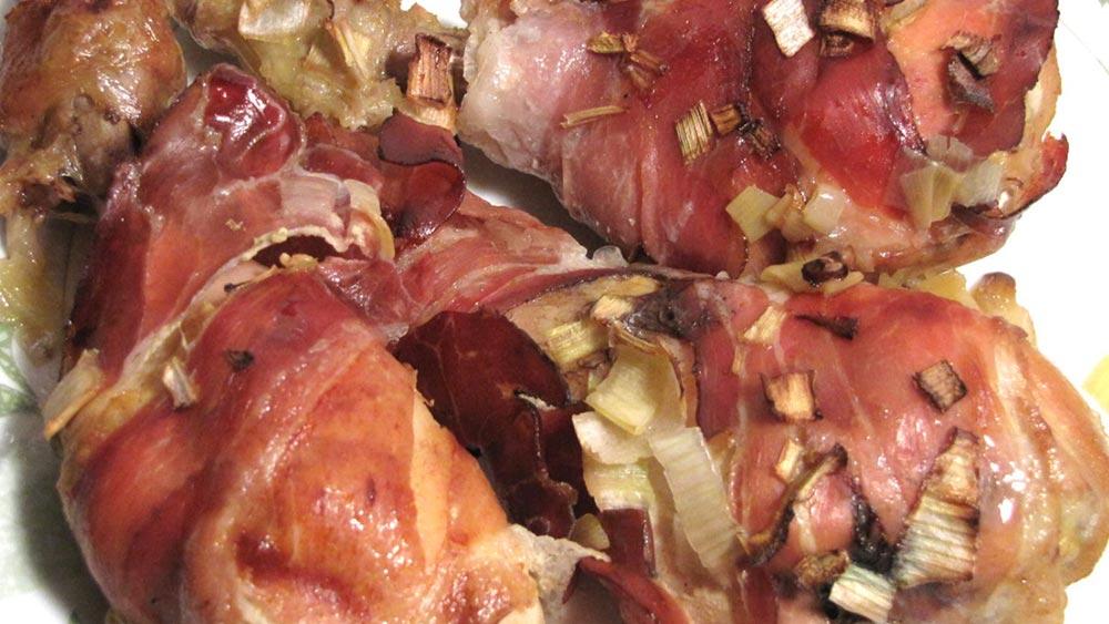 fusi di pollo, ricette con carne avicola, ricetta con carne di pollo